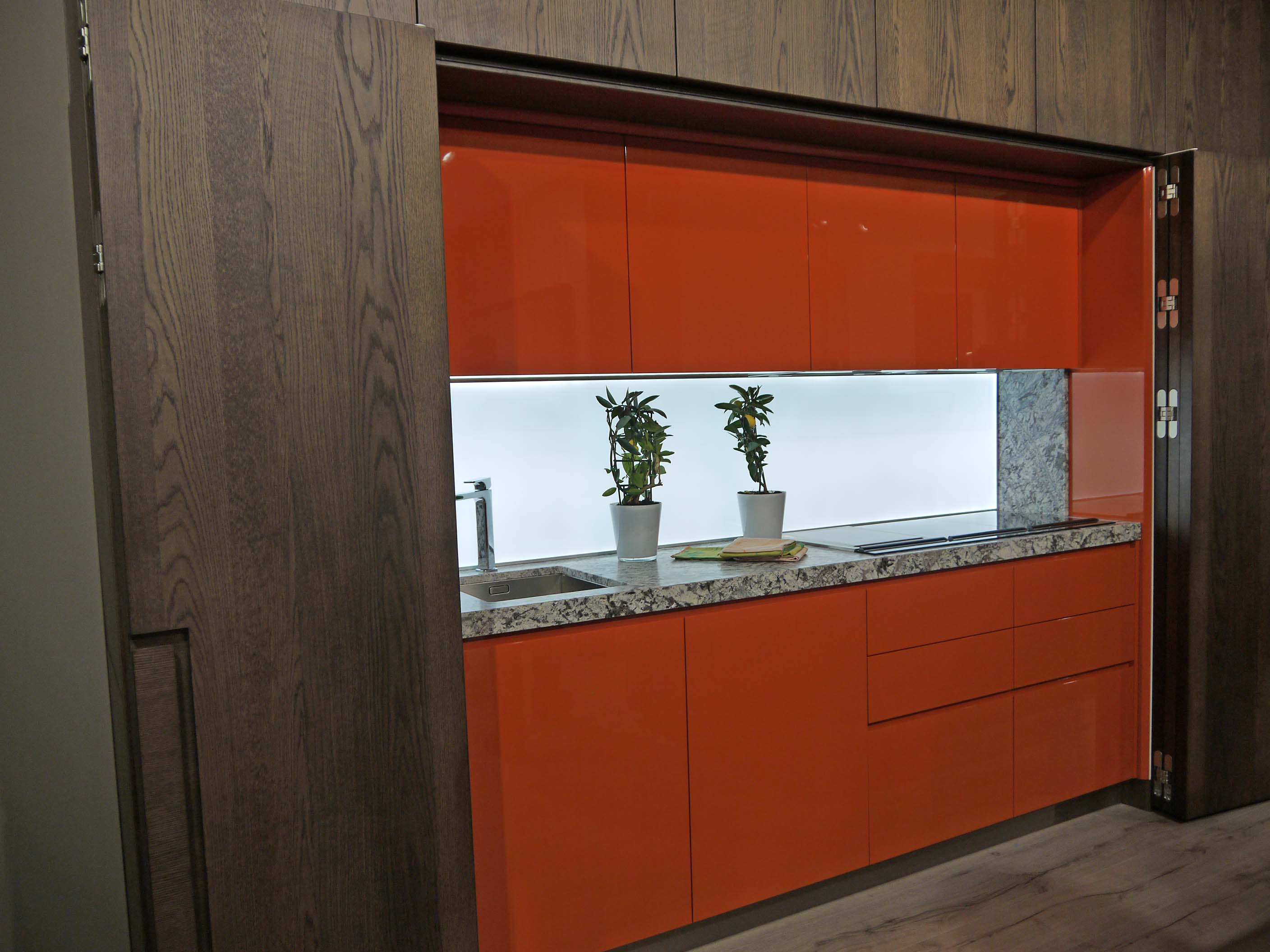 Hidden Kitchen Timber Is Back Creativ Kitchens And Wardrobes Blog
